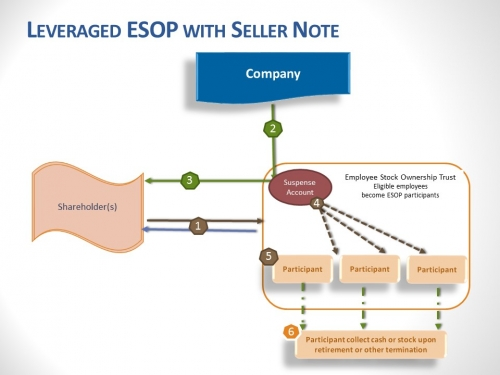 Leveraged ESOP Illustration